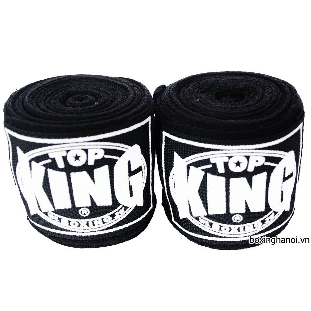 BĂNG QUẤN TAY TOP KING 4,5M ĐEN