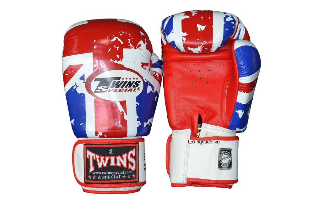 GĂNG TAY BOXING TWINS SPECIAL CỜ ANH