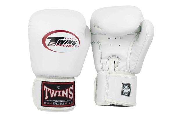 GĂNG TAY BOXING TWINS SPECIAL TRẮNG