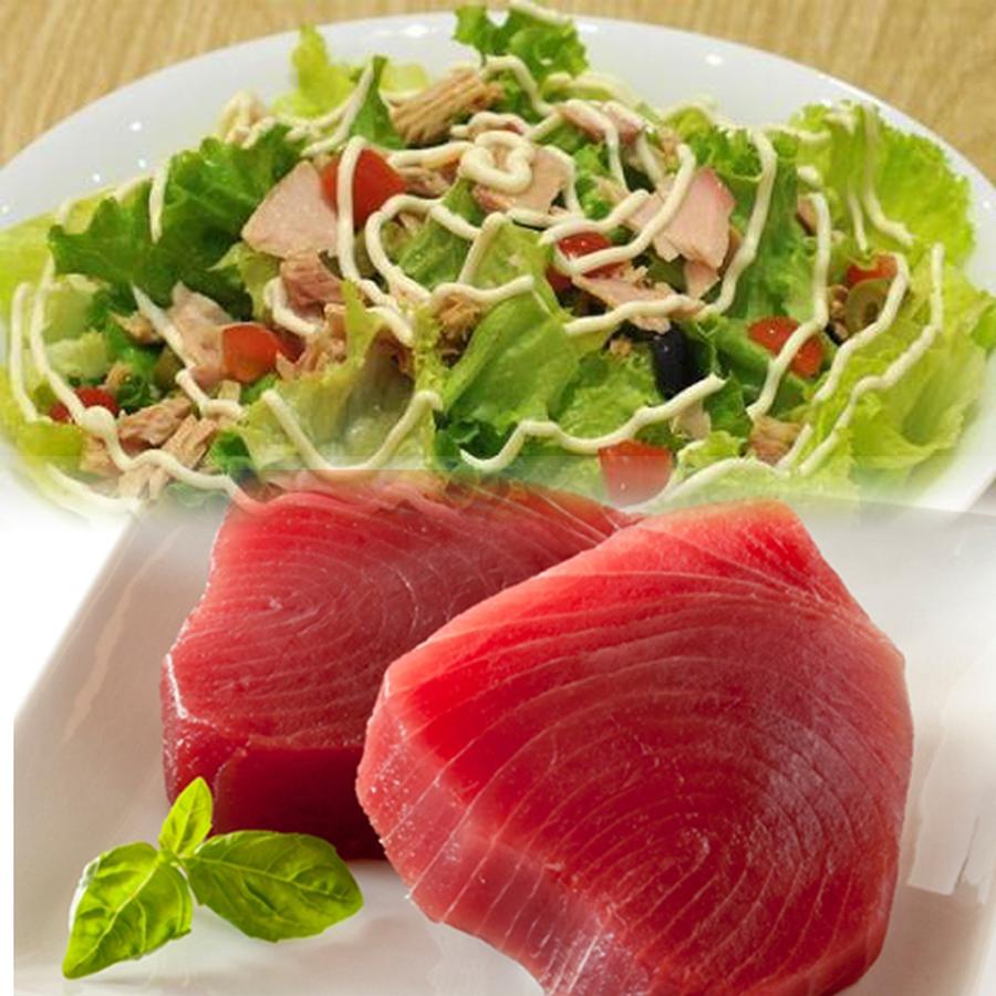 Món cá ngừ đại dương sốt dầu giấm thật tuyệt ngon