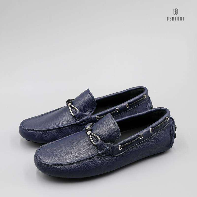 Sole Loafer | Xanh tím than