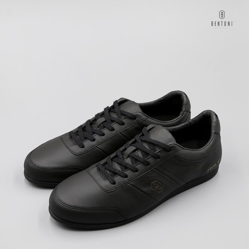 Matte Sneaker | Đen (B)