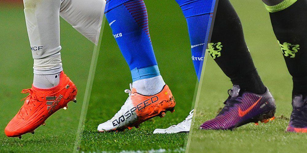 Chọn giày đá bóng theo vị trí thi đấu