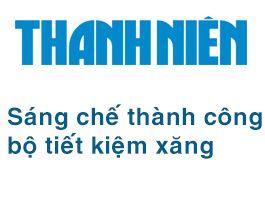 Bộ siêu tiết kiệm xăng cho xe máy do anh Đặng Hoàng Sơn (ngụ TP.Vĩnh Long) sáng chế
