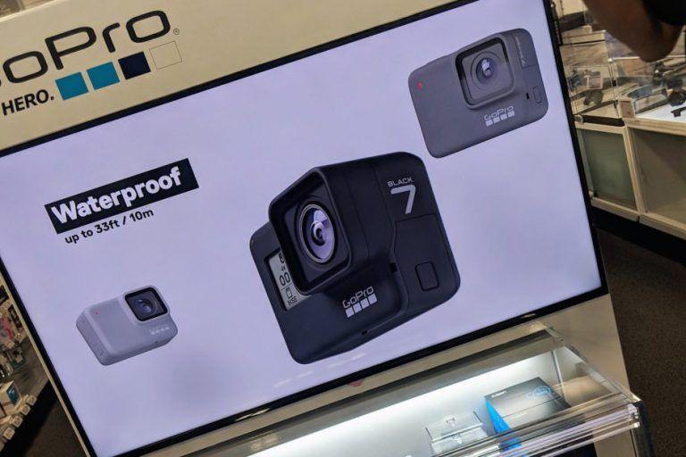 HERO 7 Black - Dòng Action Cam mới nhất từ GoPRO