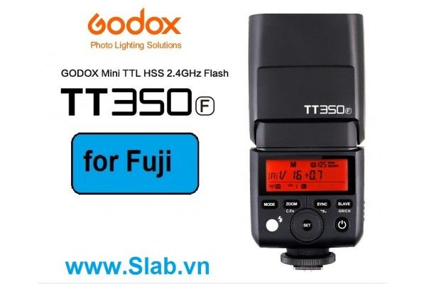 GODOX Mini Camera Flash TT350F