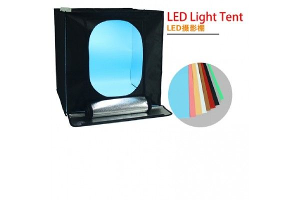 Hộp Chụp LED 60x60 (60W - 120 BÓNG LED)