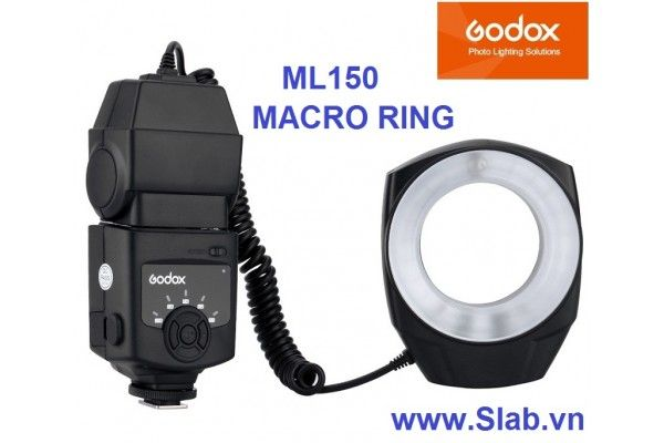ML150 Macro Ring Flash Light