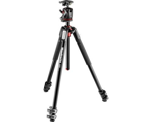 Manfrotto 190XPro3 + Ball Head BHQ2