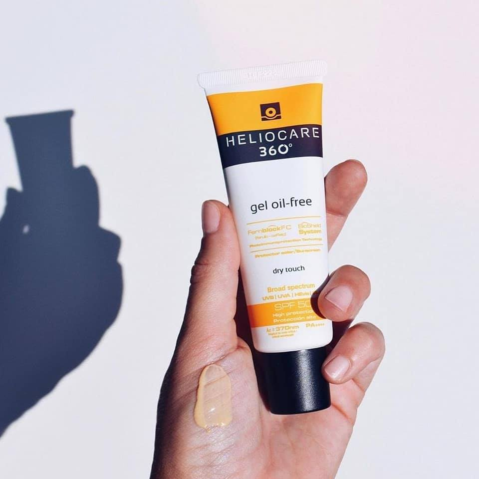Kem chống nắng Heliocare gel oil free