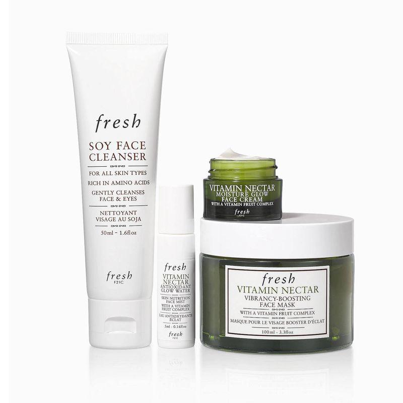 Bộ sản phẩm Fresh Glow Power Skincare Gift Set