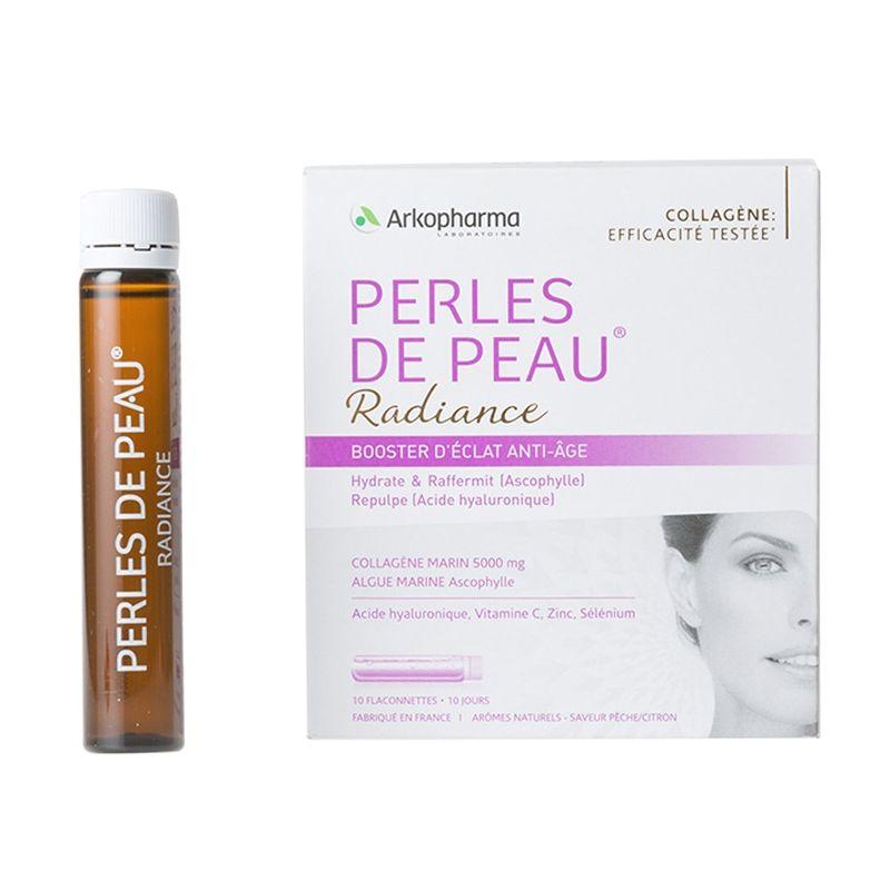 Nước Collagen Arkopharma sáng da chống lão hóa Perle de paeu 250ml