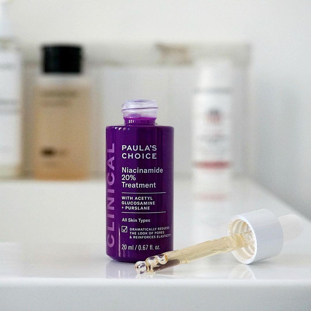 Tinh chất đặc trị Paula's Choice Clinical Niacinamide 20% Treatment 20ml /  1422