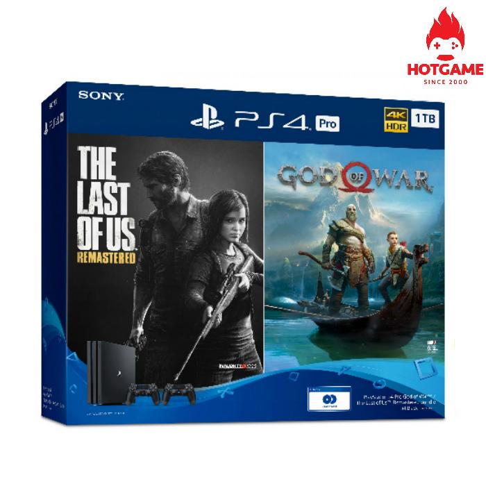 Máy PS4 Pro Omega pack