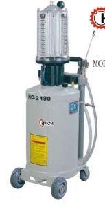 Máy hút dầu thải ô tô cao cấp HPMM HC-2090