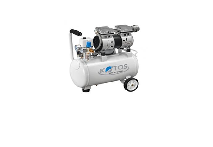 Máy nén khí không dầu HD550 - 25L