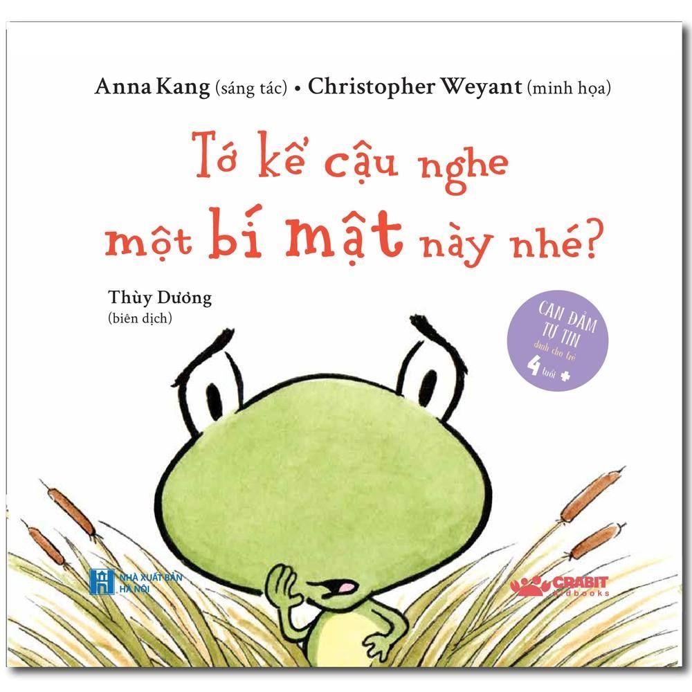 Cuốn sách giúp thổi bay nỗi sợ thường gặp và tính nhút nhát của trẻ