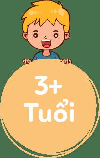 3+ Tuổi