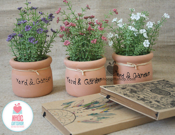 Chậu cây hoa Yard & Garden 16001