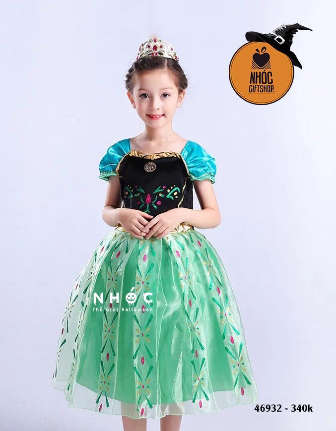 Đầm công chúa anna 34001