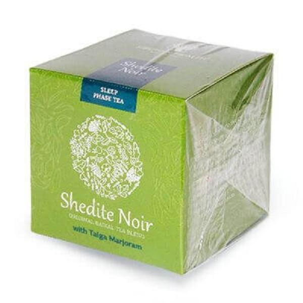 Bảo vệ sức khỏe - Trà thảo mộc hỗ trợ giảm stress, ngủ ngon Shedite Noir