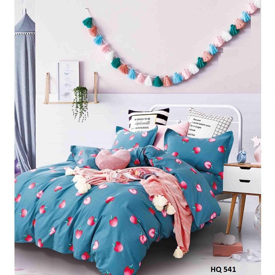 Bộ drap cotton HQ541 1M6
