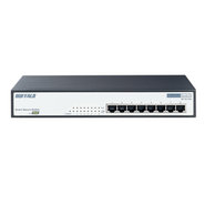 Switch POE 8 ports Buffalo BSL-PS-2108MR