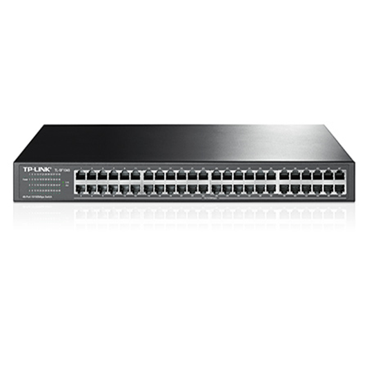 Switch chia mang TP-Link TL-SF1048 Rackmount 48-Port 10/100Mbps