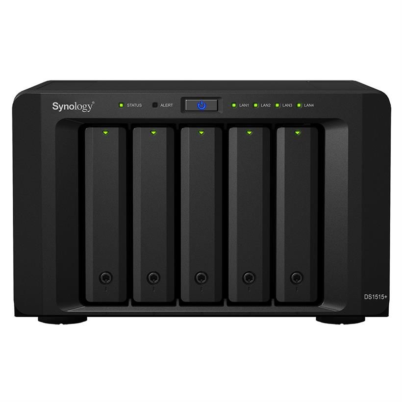 NAS Synology DiskStation DS1517+ 8GB Diskless