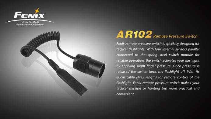 Phụ kiện Fenix - AR102 - Công tắc nối dài