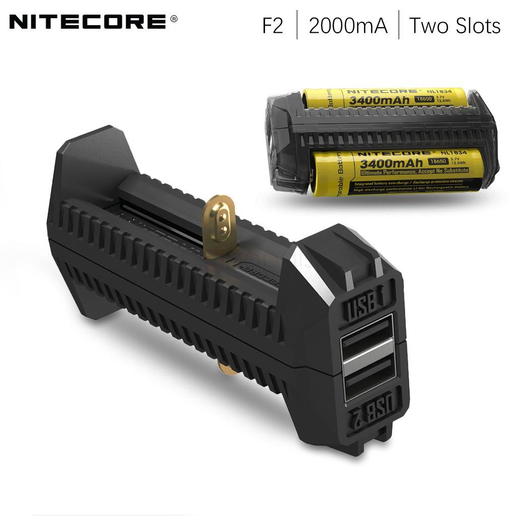 Sạc Nitecore - F2