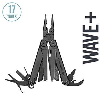 Kìm đa năng - Leatherman Wave Plus Black