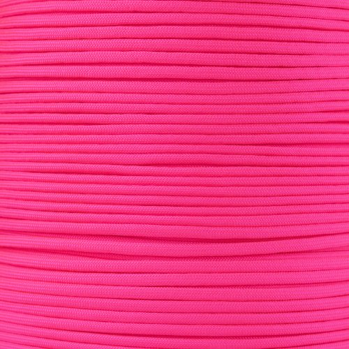 Dây Paracord - Màu Hồng Neon Pink (NP.550)