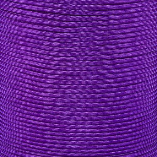 Dây Paracord - Màu Tím Axit Purple (AP.550)