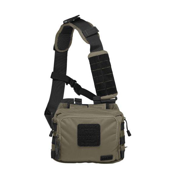 5.11 - Túi đeo 2 BANGER BAG 3L (236 OD Trail - Xanh rêu)