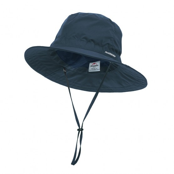 NatureHike - Mũ chống nắng Sunproof Bucket Hat - Màu Xanh Hải Quân (NH17M005-A Navy Blue)