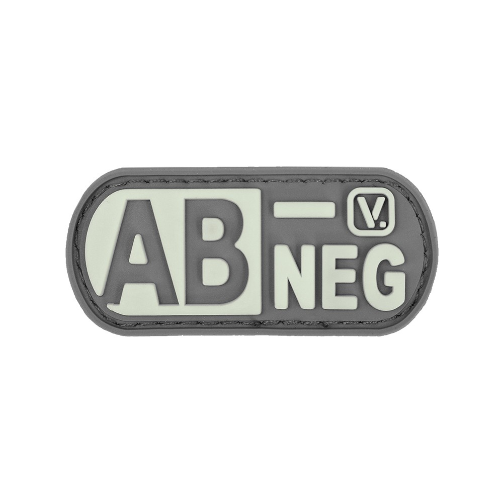 Vanquest - Phù hiệu Blood Type AB- Negative -