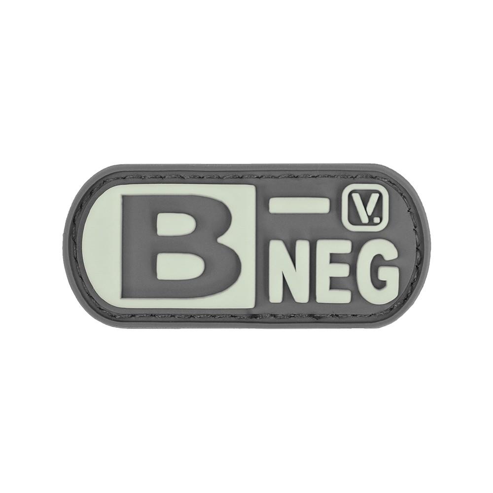 Vanquest - Phù hiệu Blood Type B- Negative -