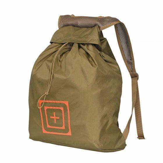 5.11 - Ba lô dây rút RAPID EXCURSION Pack (328 SandStone - Màu Vàng Cát)