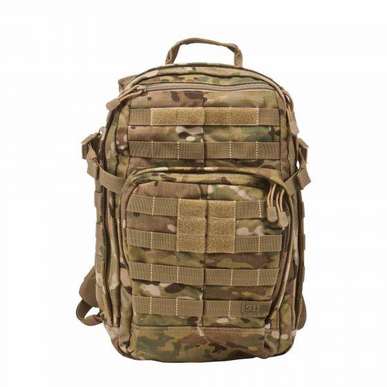 5.11 - Ba lô RUSH 12 Backpack - 24 Lít (169 Multicam - Màu Rằn Ri)
