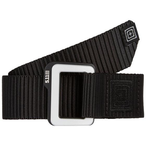 5.11 - Thắt lưng Traverse™ Double Buckle Belt (019 Black - Màu Đen - Size L - 59510)