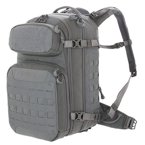 Maxpedition - Ba Lô RIFTBLADE™ CCW-Enabled Backpack 30L (Màu Ghi Xám - RBDGRY)
