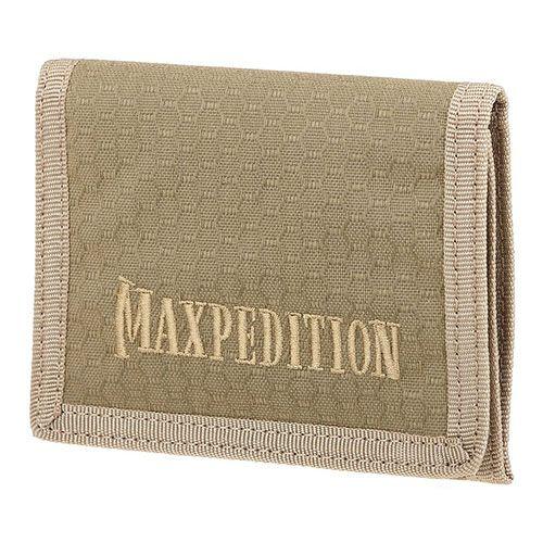 Maxpedition - Ví gấp TRI FOLD Wallet (màu Đen, Vàng nâu, ghi xám - TFW)
