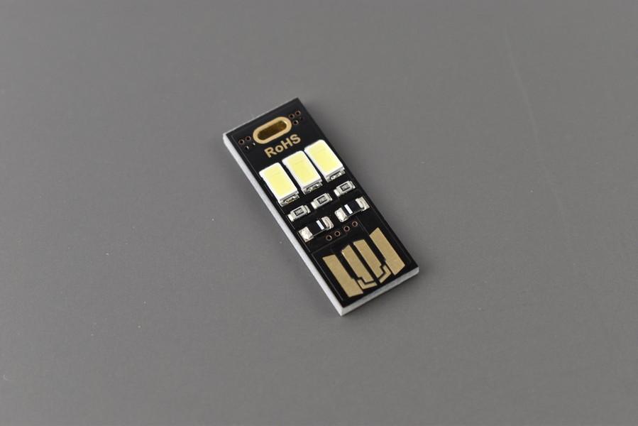 Đèn 3 LED USB B41 - 100 Lumens