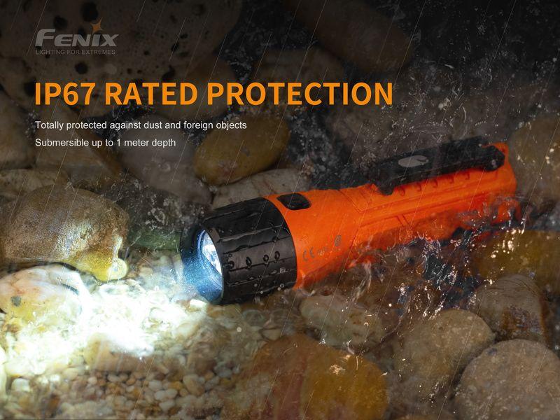 Đèn pin Fenix - WF11E - 200 Lumens