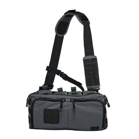 5.11 - Túi đeo 4-BANGER Bag - 5 Lít (026 Double Tap - Màu Đen Xám)