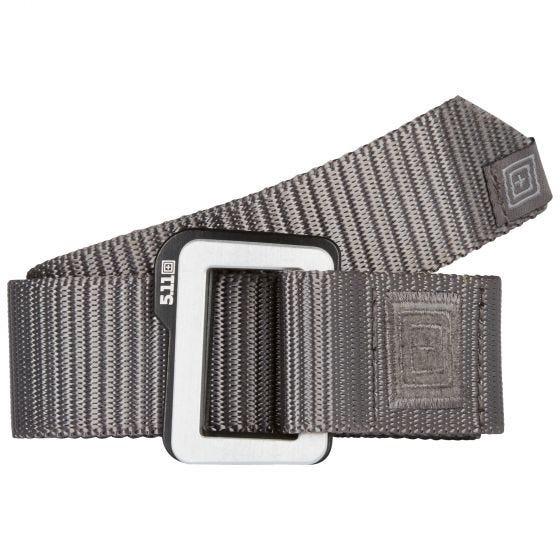 5.11 - Thắt lưng Traverse™ Double Buckle Belt (092 Storm - Màu Ghi xám - Size M - 59510)