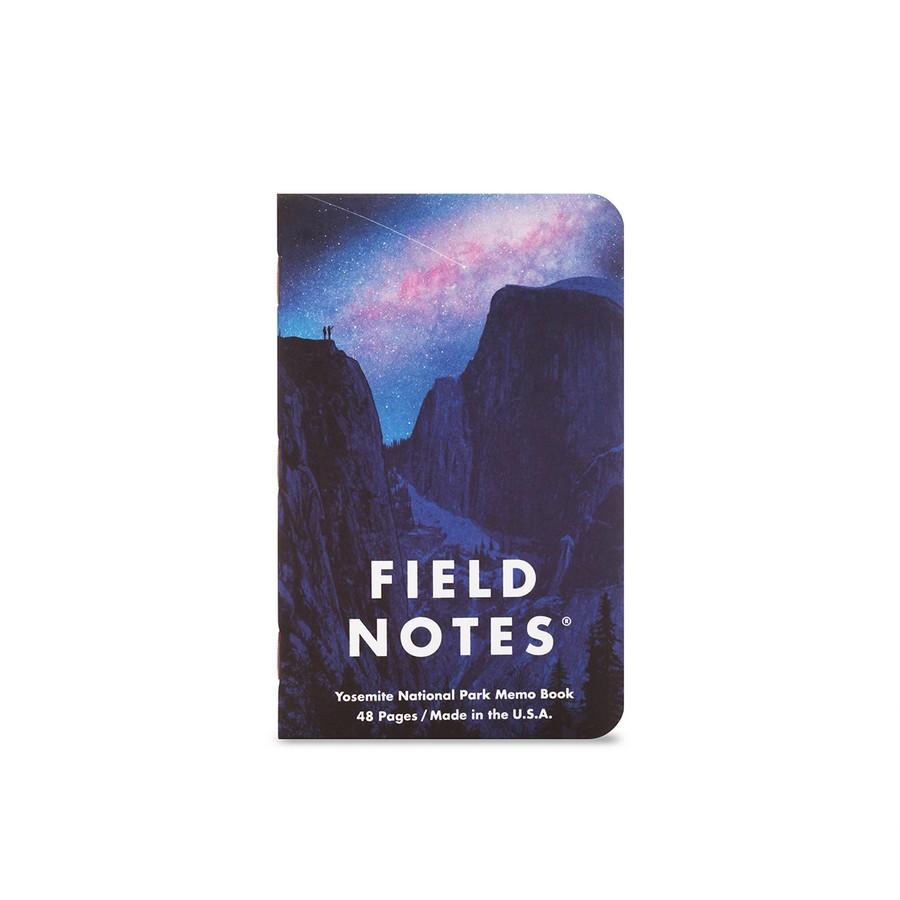 (01 quyển) Sổ FieldNotes - National Parks (Sổ kẻ ô caro 48 trang - FNC-43a - Kích thước 8.9cm × 14cm