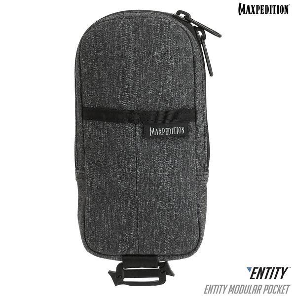 Maxpedition - Túi Entity™ Modular Pocket (Màu Charcoal - Màu Xám Đậm - NTTZPPCH)