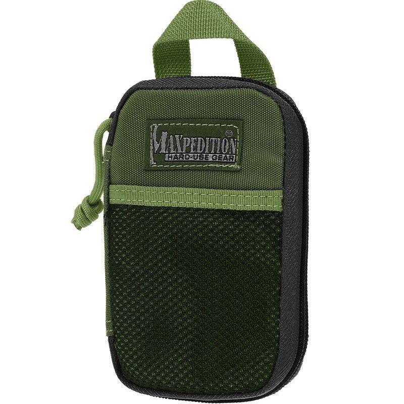Maxpedition - Túi đựng đồ Micro Pocket Organizer (Màu Xanh lá cây - OD Green - 0262G)